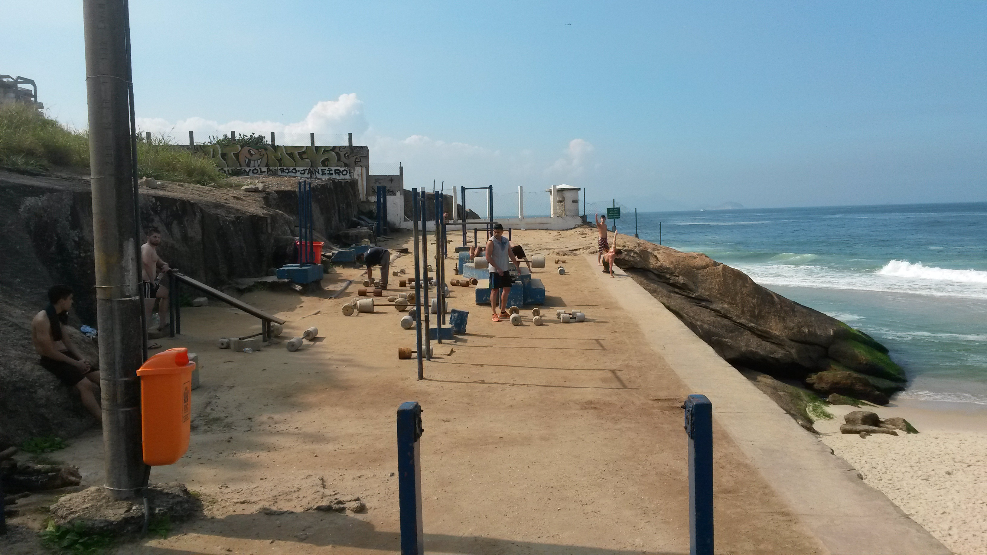 Ipanema Outdoor Gym