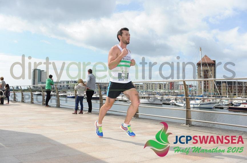 Swansea Half Marathon 2015