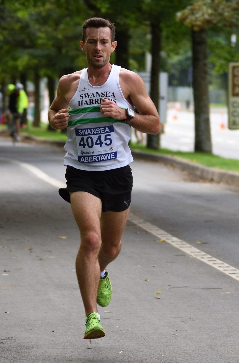 Hurting in the final Km