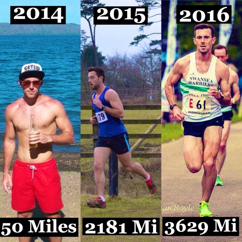 2:24 Marathon Week 1